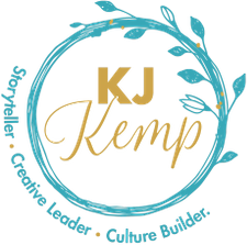 Kara J Kemp | Storyteller, Creative Leader, Culture Builder.